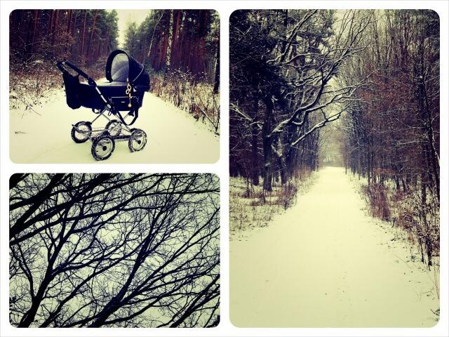 Schneespaziergang_Baby_Collage