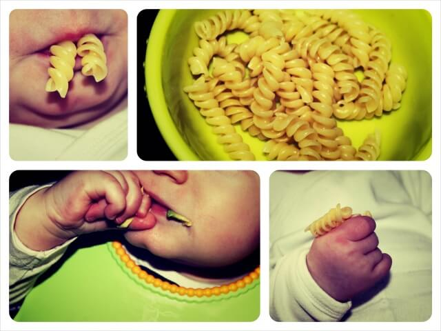 Baby_led_weaning_Monat6_Collage_2