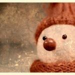 Ich baue einen Schneemann