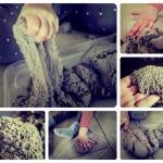 Addicted to… Kinetic Sand!