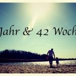 94 Wochen – 1 Jahr, 42 Wochen – Rückblick