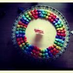 Regenbogenkuchen – ein Traum
