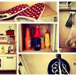 Unsere Kinderküche – mit Zubehör!