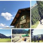 Familienurlaub Österreich im Kleinwalsertal – Wandertipp! Ifenbahn-Melköde-Schwarzwasserhütte