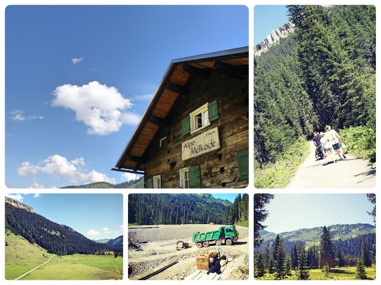 Kleinwalsertal_Collage