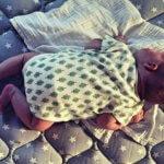 Sieben Wochen Baby M. - Sieben Wochen zu Viert