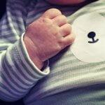 Vier Wochen Baby M. - Vier Wochen zu Viert