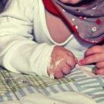 19 Wochen Baby M. – 19 Wochen zu Viert