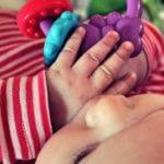 17 Wochen Baby M. – 17 Wochen zu Viert!