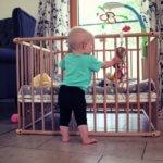 44 Wochen Baby M. – 44 Wochen zu viert!